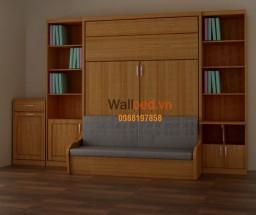 Giường gấp đa năng WBT11