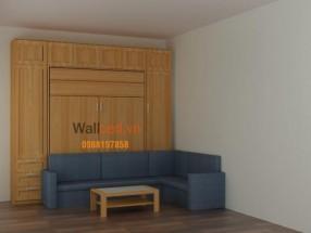 Giường gấp đa năng WBT15